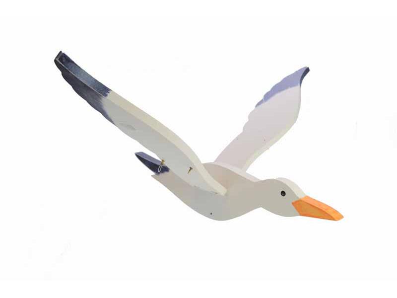 2017 fashion items - Trekvogel Meeuw 55x41x33cm